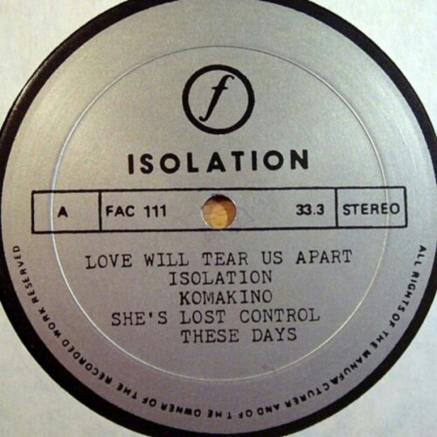 isolationrecord