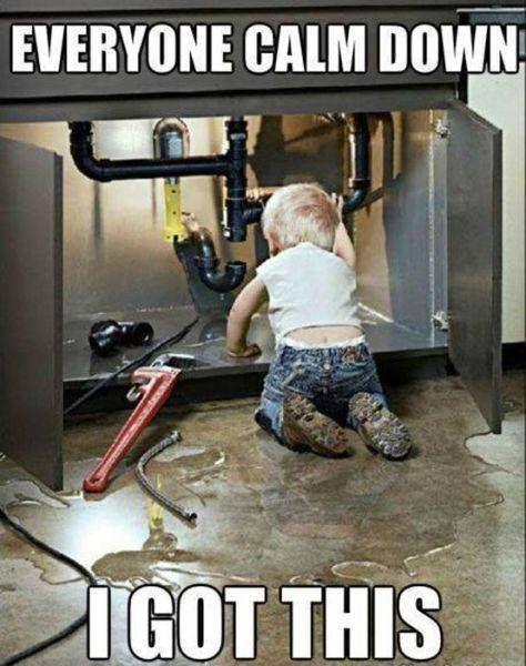 plumbing joke